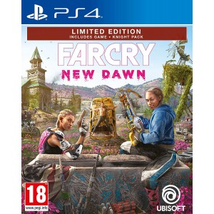 PS4 Far Cry: New Dawn - Limited Edition