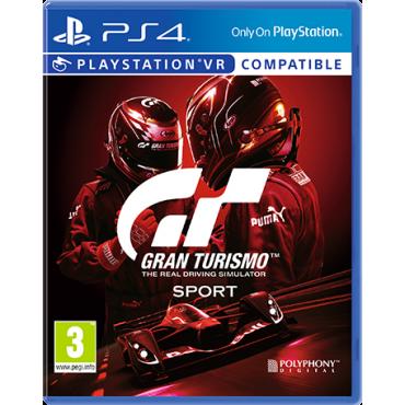 PS4 GRAN TURISMO SPORT SPEC II