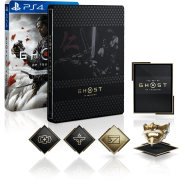 PS4 Ghost of Tsushima - Special Edition PREORDER 17.07