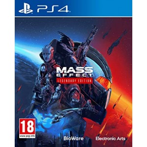 PS4 Mass Effect Trilogy - Legendary Edition