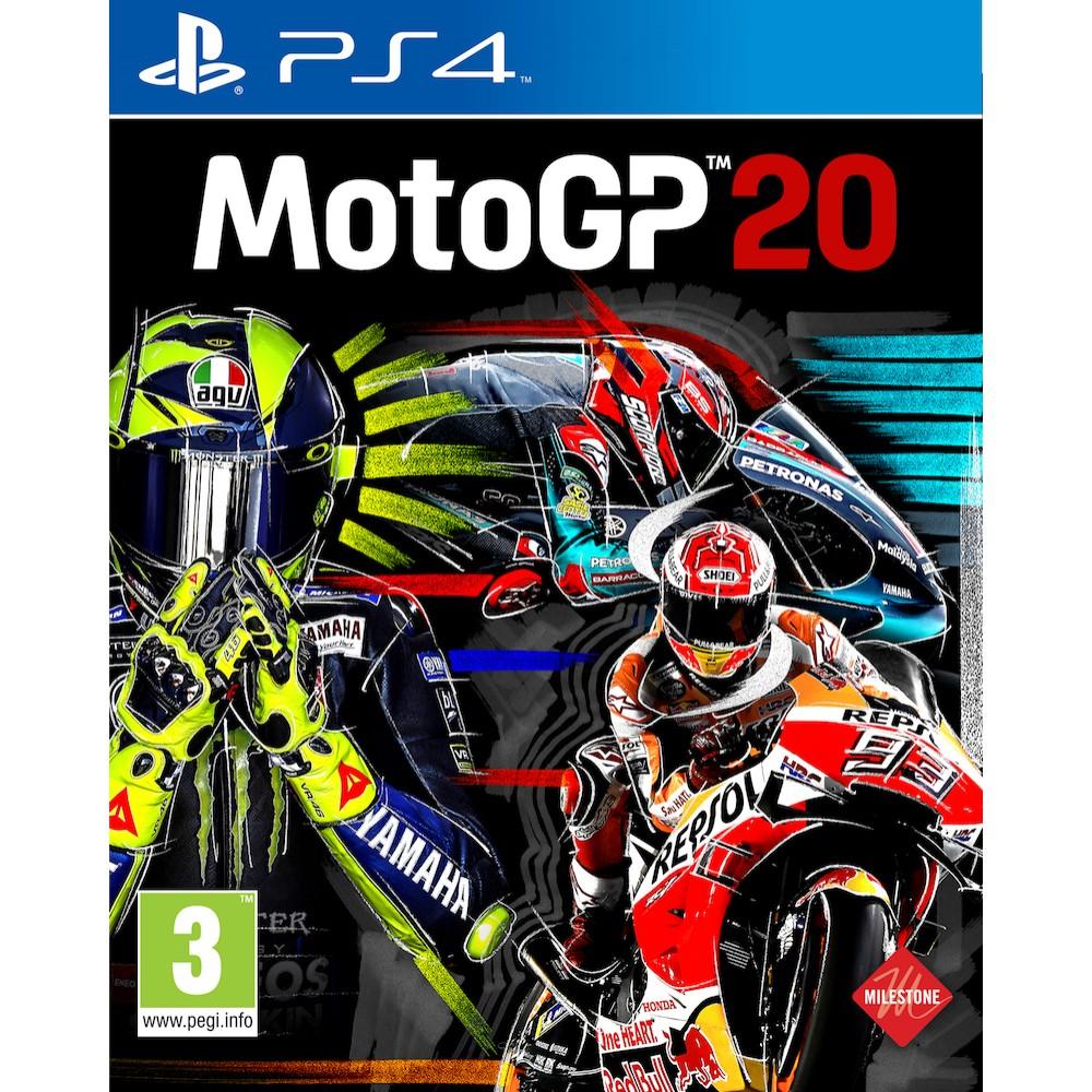 PS4 MotoGP 20