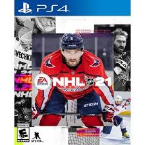 PS4 NHL 21 ir uz vietas veikalā!