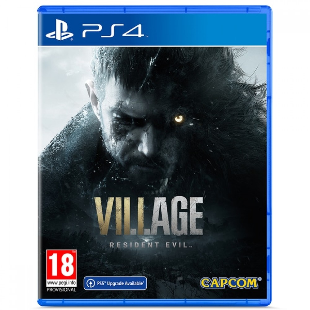 PS4 Resident Evil Village (ENG / RUS)