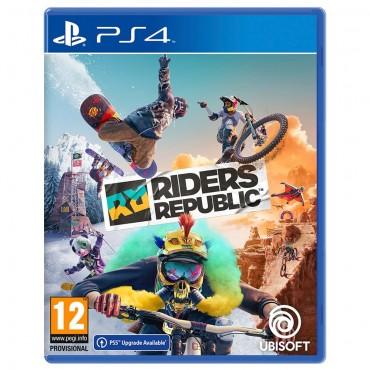 PS4 Riders Republic - PRE-ORDER 28.10.2021