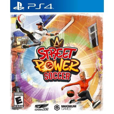 PS4 Street Power Soccer PREORDER 20.08
