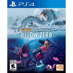 PS4 Subnautica: Below Zero