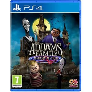 PS4 The Addams Family: Mansion Mayhem