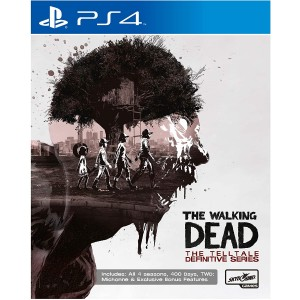 PS4 The Walking Dead: The Telltale Definitive Series