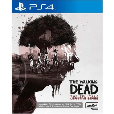 PS4 The Walking Dead: The Telltale Definitive Series