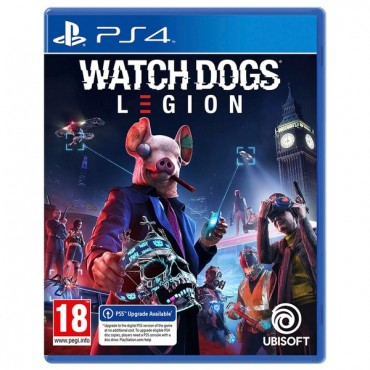 PS4 Watch Dogs Legion Pre-Order 29.10.