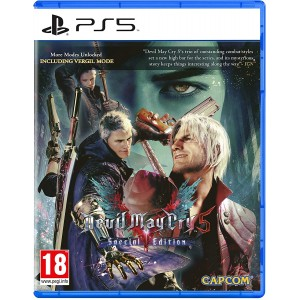 PS5 Devil May Cry 5 - Special Edition