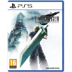 PS5 Final Fantasy VII Remake Intergrade