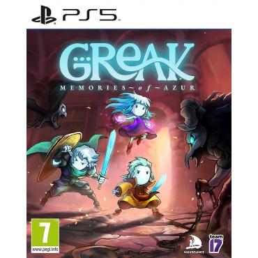 PS5 Greak: Memories of Azur