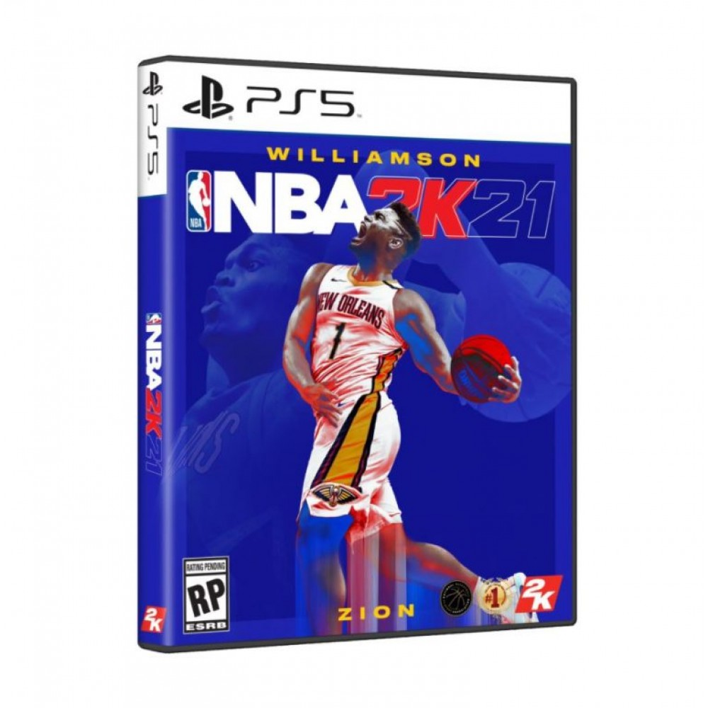 PS5 NBA 2K21