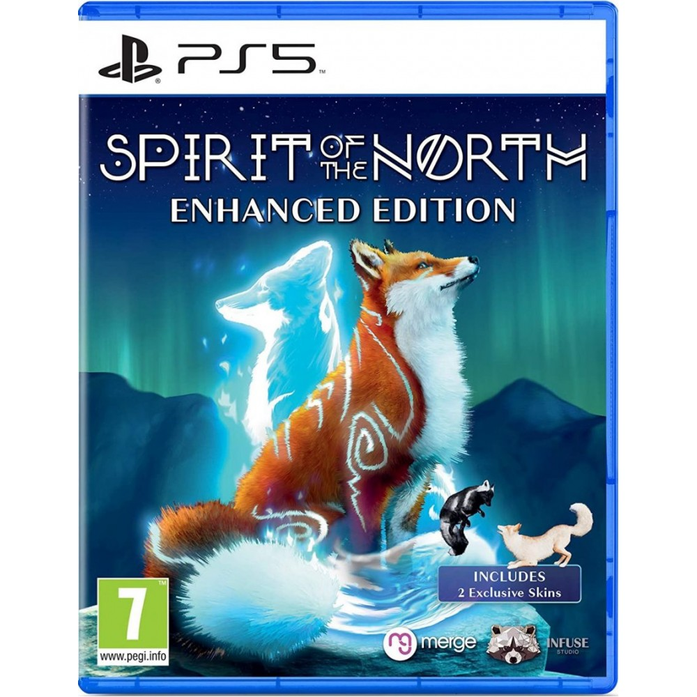 PS5 Spirit of The North - Enhanced Edition