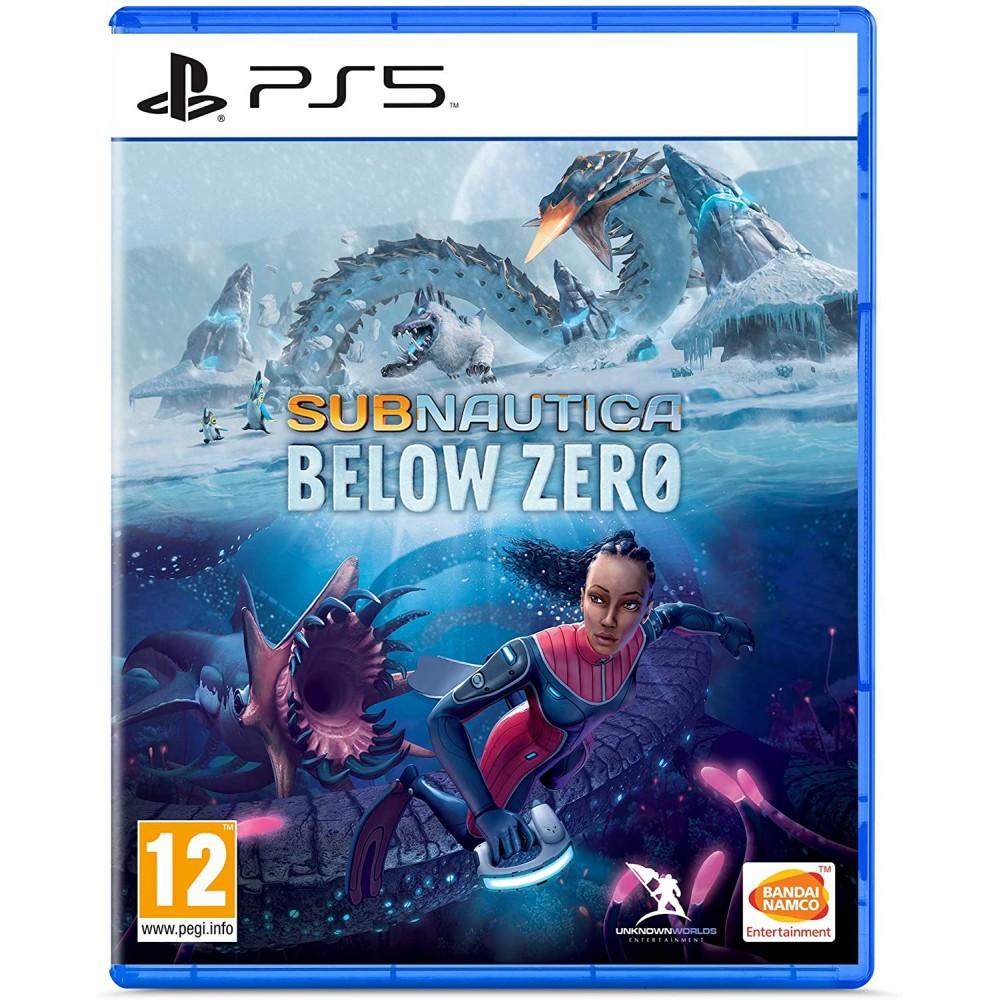 PS5 Subnautica: Below Zero