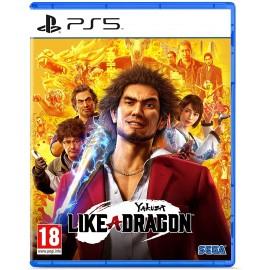 PS5 Yakuza: Like a Dragon