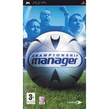 PSP Championship Manager - LIETOTS