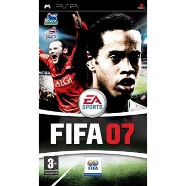 PSP FIFA 07 - LIETOTS