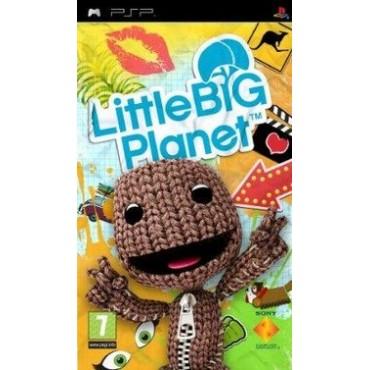 PSP Little Big Planet - LIETOTS