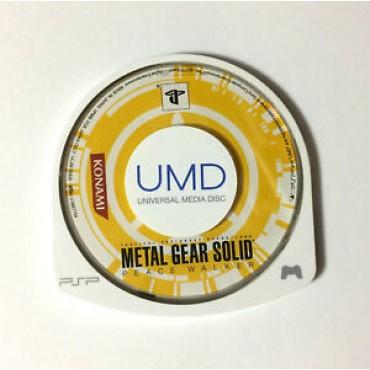 PSP Metal Gear Solid: Peace Walker LIETOTS bez kastes