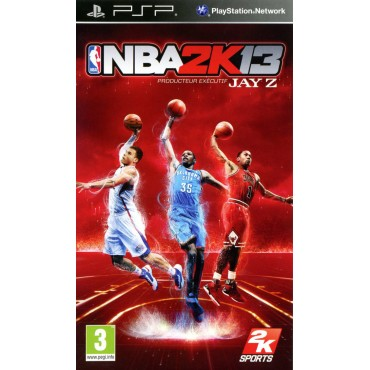 PSP NBA 2K13 LIETOTA