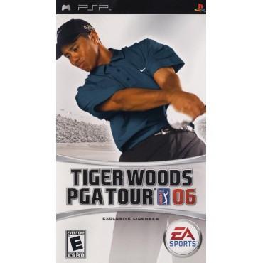 PSP TIGER WOODS PGA TOUR 06 LIETOTA