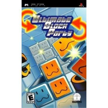 PSP ULTIMATE BLOCK PARTY LIETOTA