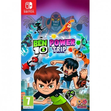 SWITCH Ben 10: Power Trip