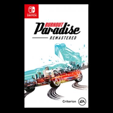 SWITCH Burnout Paradise Remastered