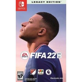 SWITCH FIFA 22 - Legacy Edition