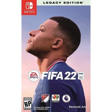 SWITCH FIFA 22 - PRE-ORDER 01.10.2021