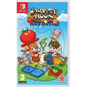 SWITCH Harvest Moon Mad Dash