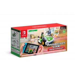 SWITCH Mario Kart Live: Home Circuit LUIGI Ir uz vietas veikalā