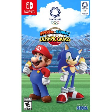 SWITCH Mario and Sonic at the Olympic Games