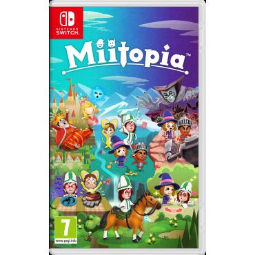 SWITCH Miitopia - PRE-ORDER 21.05.2021