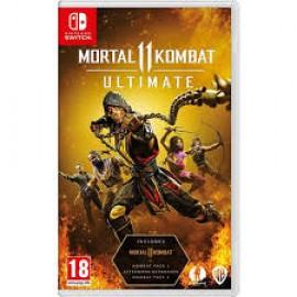 SWITCH Mortal Kombat 11 - Ultimate Edition