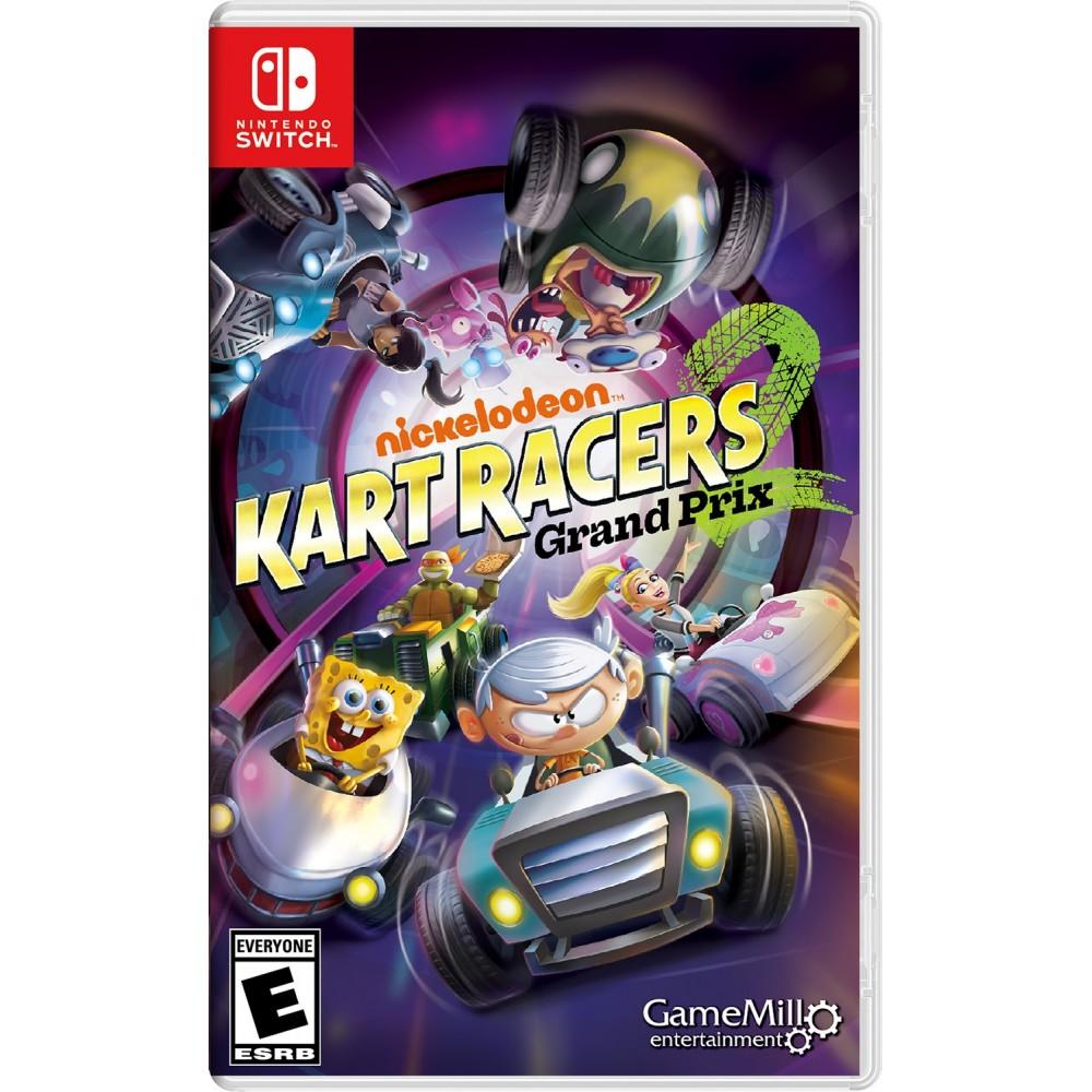 SWITCH Nickelodeon Kart Racers 2: Grand Prix
