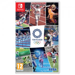 SWITCH Olympic Games Tokyo 2020: The Official Video Game