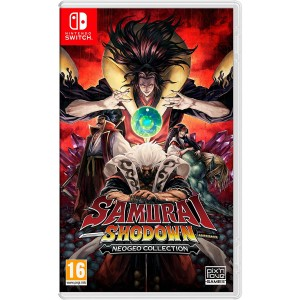 SWITCH Samurai Shodown - NeoGeo Collection