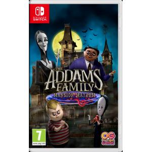 SWITCH The Addams Family: Mansion Mayhem
