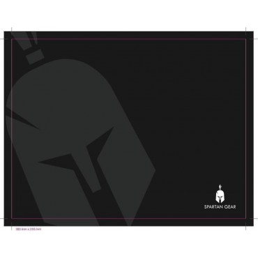 Spartan Gear Ares 2 Gaming Mousepad (320mm x 230mm)