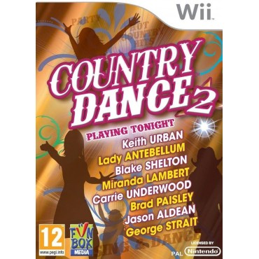 WII Country Dance 2 - LIETOTS