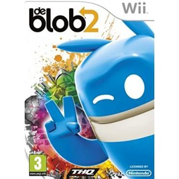 WII De Blob 2 - LIETOTS