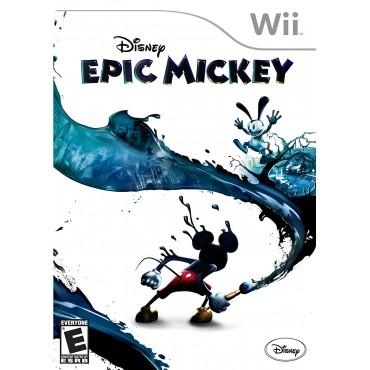 WII Epic Mickey - LIETOTS
