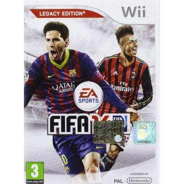 WII FIFA 14 LIETOTA