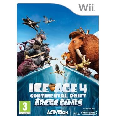 WII Ice Age 4: Continental Drift Arctic Games - LIETOTS