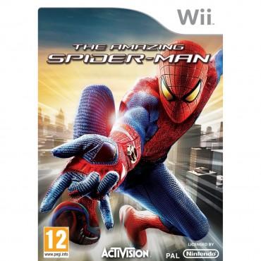 WII THE AMAZING SPIDER-MAN