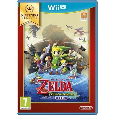 WII U The Legend of Zelda: The Wind Waker HD - LIETOTS