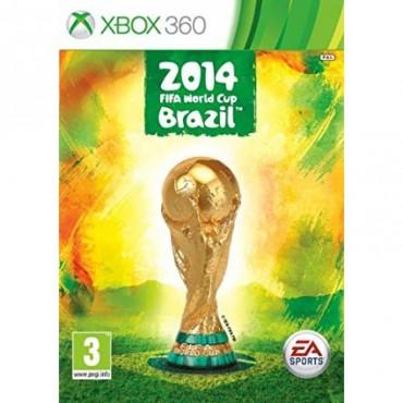 XBOX 360 2014 FIFA WORLD CUP BRAZIL LIETOTA